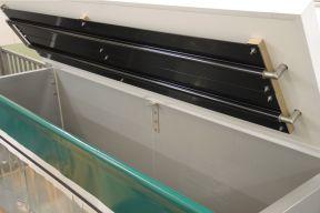 Warmwasser - Deckenheizung