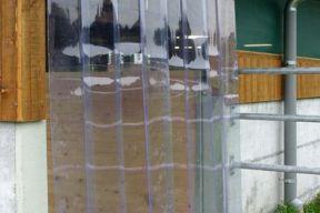 PVC Vorhänge ganze Rollen