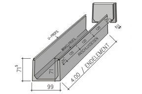 Elementkanal Typ 80 / 90