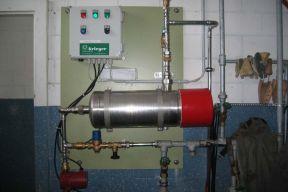 Heizsystem Thermostrans